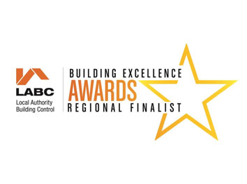 LABC Regional Building Excellence Awards Logo