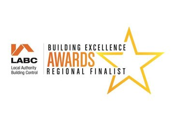 Classic Builders Shortlisted for LABC Building Awards