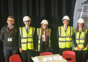 Classic Builders Down Tools To Offer Fowey Pupils Career Advice