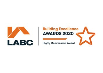Classic Builders Win LABC Highly Commended Award