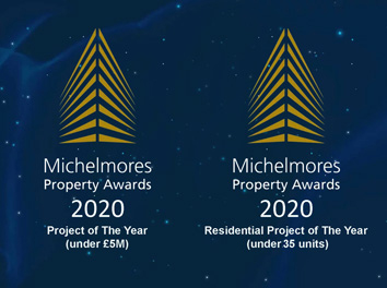 Classic Builders Win Two Michelmores Property Awards
