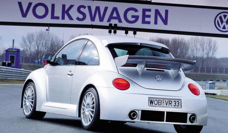 Volkswagen New Beetle Rsi 2001 – 2003