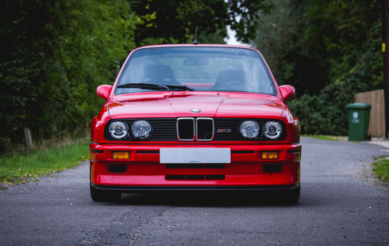 bmw m3 e30 evolution iii