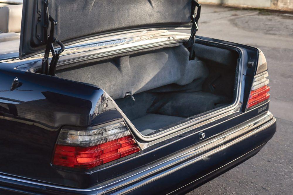 medium resolution of mercedes benz e320 w124 cabrio 1995 20 25 24