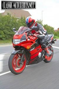 Honda CBR600F Road Test - Classic Motorbikes