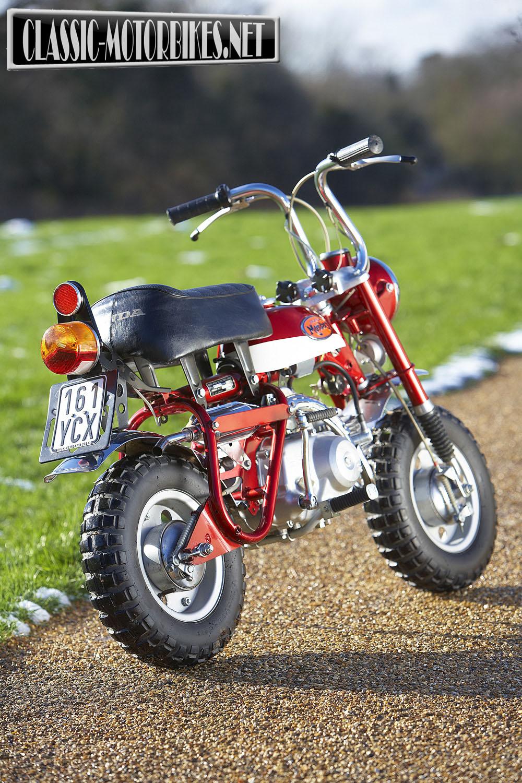 Ebay 50cc Honda Monkey Bike