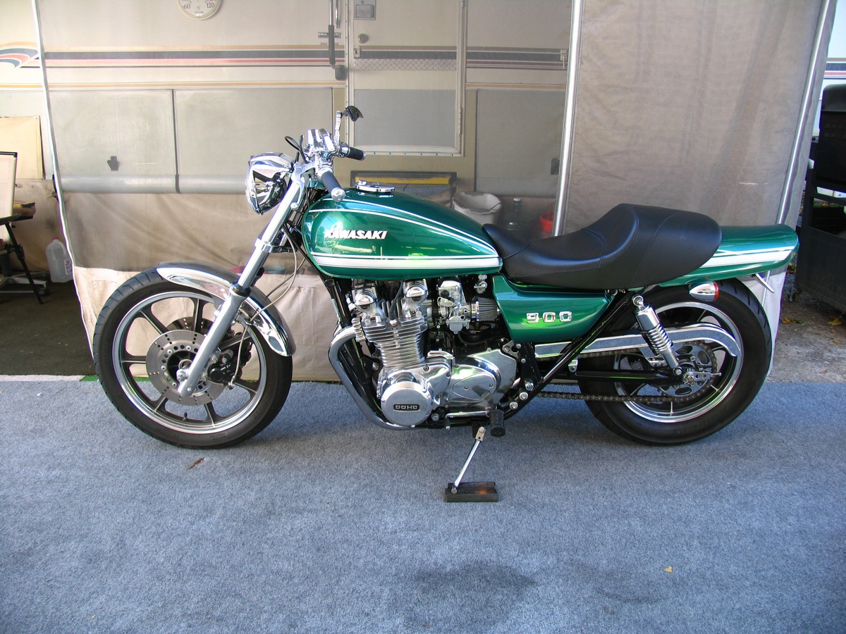 Kawasaki Kz900 Gallery