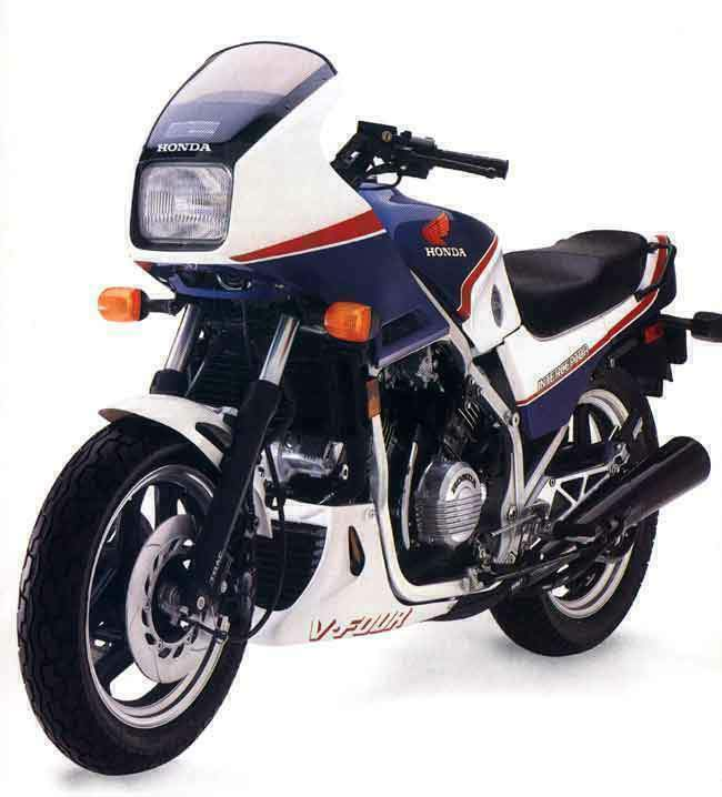 Honda Vf700 Gallery