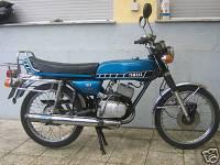 Yamaha RD50 Gallery - Classic Motorbikes