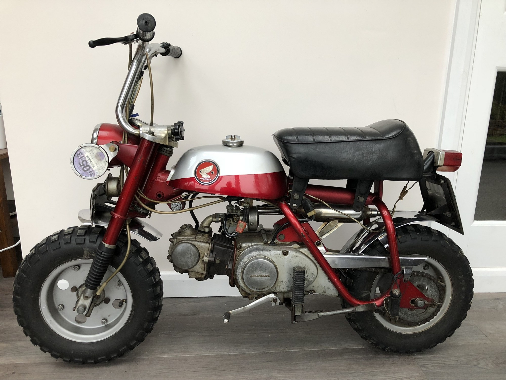 hight resolution of john lennon monkey trail bike xuc 91h