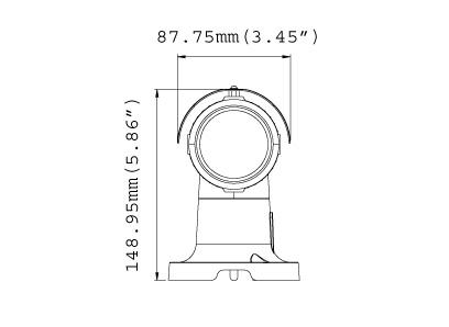 GeoVision Inc. GV-BL5310 5MP H.264 D/N Bullet IP Camera