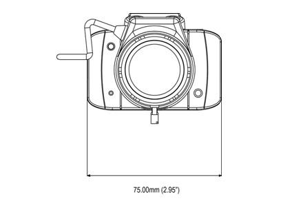 GeoVision Inc. GV-BX2600 Series 2MP H.264 Super Low Lux