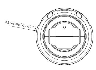 GeoVision Inc. GV-PT320D 3MP H.264 WDR IR Pan Tilt IP