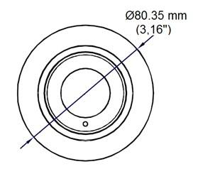 GeoVision Inc. GV-UNP2500 2MP H.264 Super Low Lux WDR