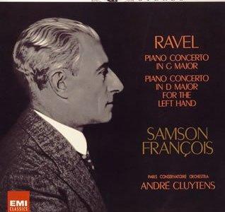 サンソン・フランソワのラヴェルを聴いて