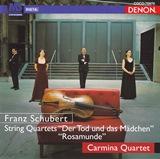 schubert_quartet13-14_carmina