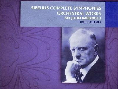 バルビローリ指揮ハレ管のシベリウス交響曲第2番を聴いて思ふ