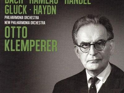 クレンペラー指揮ニュー・フィルハーモニア管のハイドン第88番(1964.10録音)ほかを聴いて思ふ
