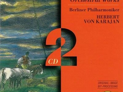 カラヤン指揮ベルリン・フィルのリスト管弦楽作品集(1960-75録音)を聴いて思ふ