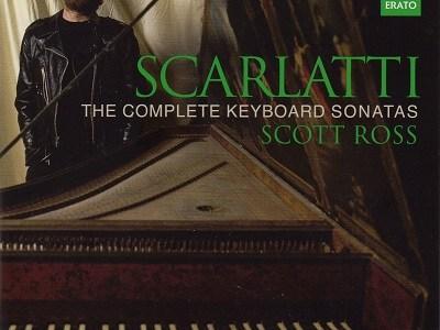 スコット・ロスのスカルラッティ ソナタ全集(1984-85録音)Kk1-Kk19を聴いて思ふ