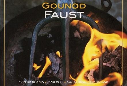 ボニング指揮ロンドン響のグノー「ファウスト」(1966録音)ほかを聴いて思ふ