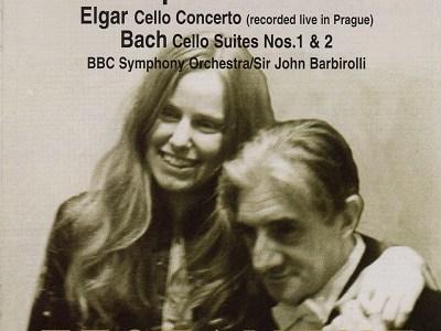 デュ・プレ&バルビローリ指揮BBC響のエルガー協奏曲(1967.1.3Live)を聴いて思ふ