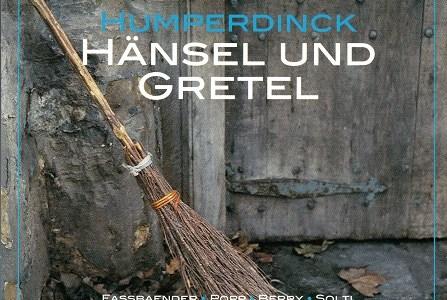 ショルティ指揮ウィーン・フィルのフンパーディンク「ヘンゼルとグレーテル」(1978録音)を聴いて思ふ
