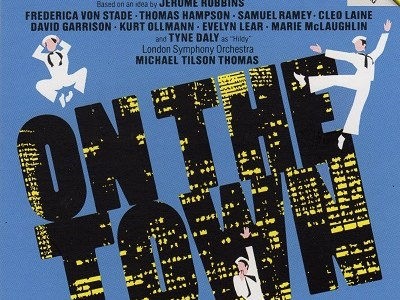 ティルソン・トーマス指揮ロンドン響のバーンスタイン「オン・ザ・タウン」(1992.6Live)を聴いて思ふ