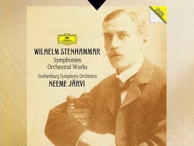 ヤルヴィ指揮エーテボリ響のステンハンマル第2番(1993.9録音)ほかを聴いて思ふ