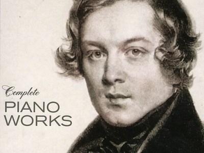 イェルク・デームスのシューマン交響的練習曲ほかを聴いて思ふ