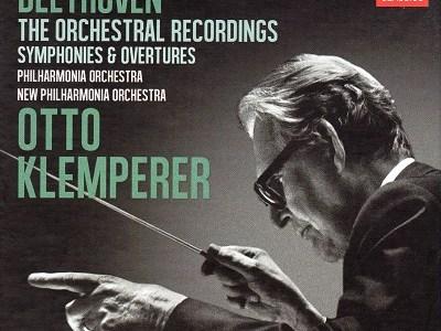 クレンペラー指揮フィルハーモニア管 ベートーヴェン レオノーレ序曲第2番(1963.11録音)ほか
