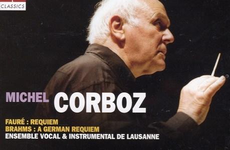 コルボ指揮ローザンヌ声楽&器楽アンサンブルのブラームス ドイツ・レクイエム(1989.9.24Live)を聴いて思ふ
