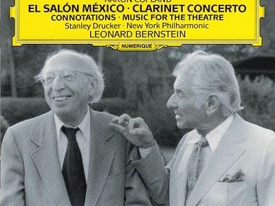 バーンスタイン指揮ニューヨーク・フィルのコープランド エル・サロン・メヒコほか(1989Live)を聴いて思ふ