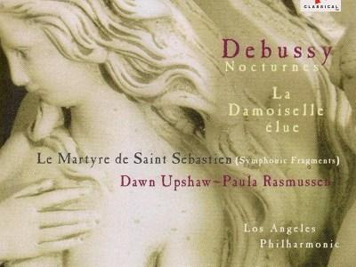 サロネン指揮ロサンジェルス・フィル ドビュッシー 夜想曲(1993.2.22録音)ほかを聴いて思ふ