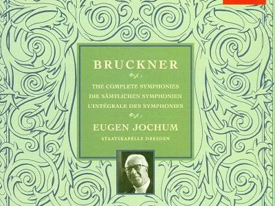 ヨッフム指揮シュターツカペレ・ドレスデン ブルックナー 交響曲第1番(1978.12録音)