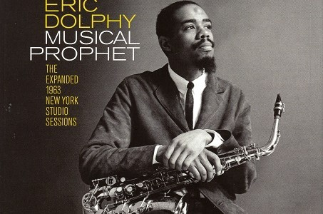 "Eric Dolphy ""Musical Prophet The Expanded 1963 New York Studio Sessions""(2018)を聴いて思ふ"