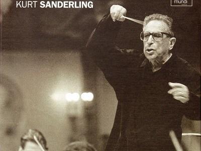 ザンデルリンク指揮ベルリン響 シューマン第4番ほか(2002.5.19Live)を聴いて思ふ