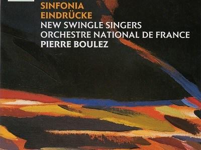 ブーレーズ指揮フランス国立管 ベリオ「シンフォニア」(1984.4録音)ほかを聴いて思ふ