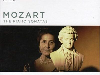 リリー・クラウス モーツァルト ソナタK.576(1967-68録音)ほかを聴いて思ふ