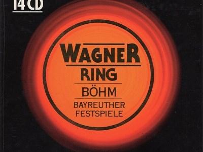ベーム指揮バイロイト祝祭管 ワーグナー「ラインの黄金」(1966.7.26Live)を聴いて思ふ