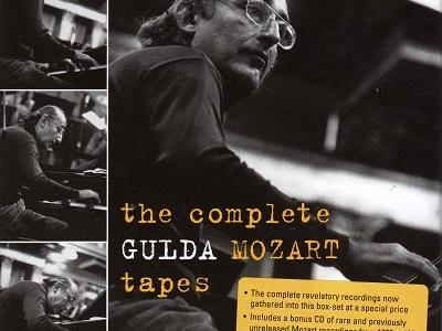 グルダ モーツァルト ソナタ第4番K.282ほか(1982.11録音)を聴いて思ふ
