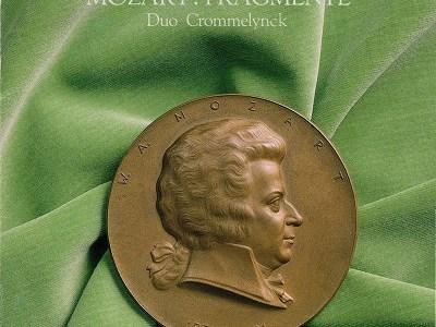 デュオ・クロムランク モーツァルト フラグメント集(1984.9&1988.7録音)