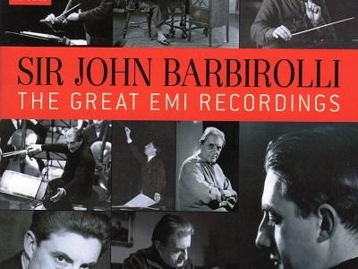 バルビローリ指揮ウィーン・フィル ブラームス 悲劇的序曲(1967.12.18録音)ほか