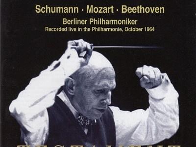 シューリヒト指揮ベルリン・フィル ベートーヴェン 交響曲第3番「英雄」ほか(1964.10.8Live)