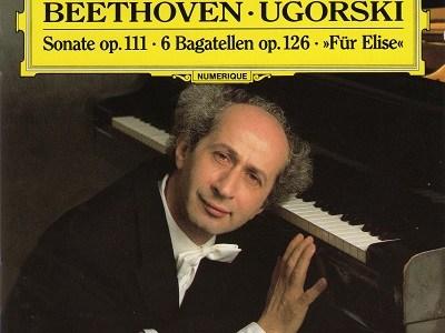 ウゴルスキ ベートーヴェン 6つのバガテル作品126(1991.7録音)ほか
