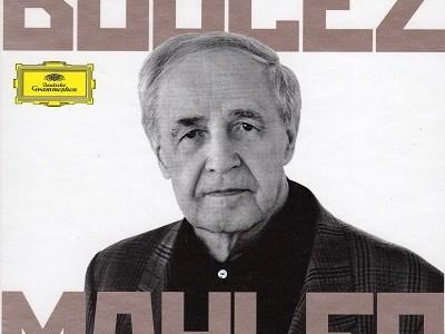 ブーレーズ指揮ウィーン・フィル マーラー 交響曲第3番(2001.2録音)ほか