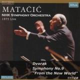 マタチッチ指揮NHK響 ドヴォルザーク 交響曲第9番「新世界より」(1975.12.10Live)