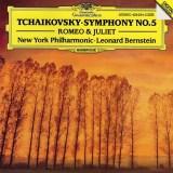バーンスタイン指揮ニューヨーク・フィル チャイコフスキー 幻想序曲「ロメオとジュリエット」(1989.10Live)ほか