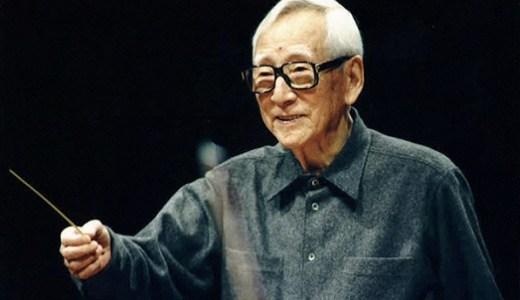 毎日放送制作「朝比奈隆の肖像」(2002.6.30放映)