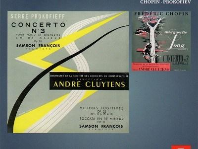 ロン クリュイタンス指揮パリ音楽院管 ショパン ピアノ協奏曲第2番(1953.1録音)ほか